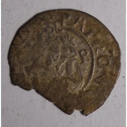 Denar węgierski 1566