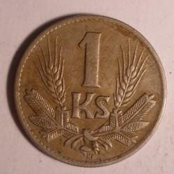 Słowacja 1 korona 1941