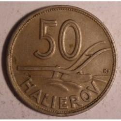 Słowacja 50 halerzy 1941