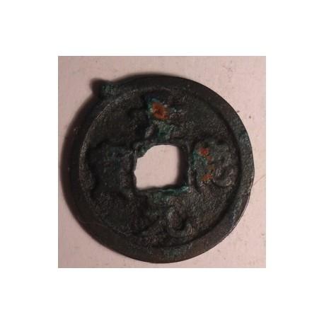 1 kesz Jing De Yuan Bao (998-1022) Północna Dynastia Song