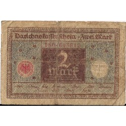 Niemcy 2 marki 1920