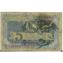 Niemcy 5 marek 1904