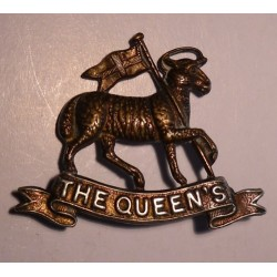 The Queen's  Royal Surrey Regiment - odznaka I WŚ