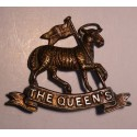 The Queen's  Royal Surrey Regiment - odznaka I WŚ
