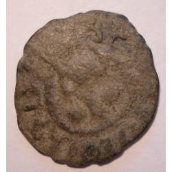 Armenia, Hetum II, miedziany kardez 1289-1293