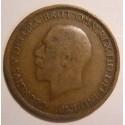 Wielka Brytania 1/2 pensa 1932